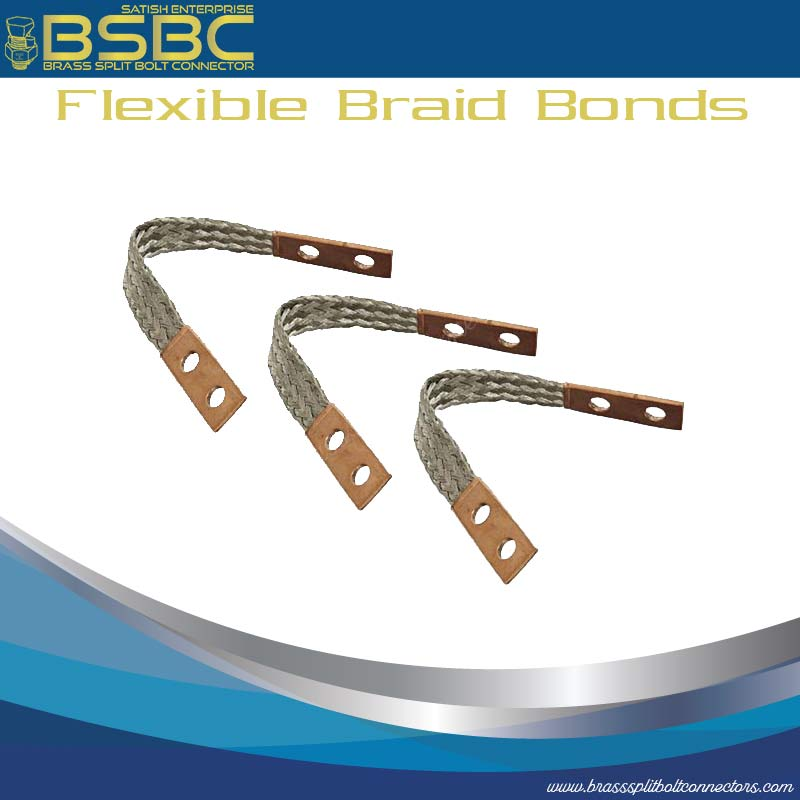 Flexible Braid Bonds