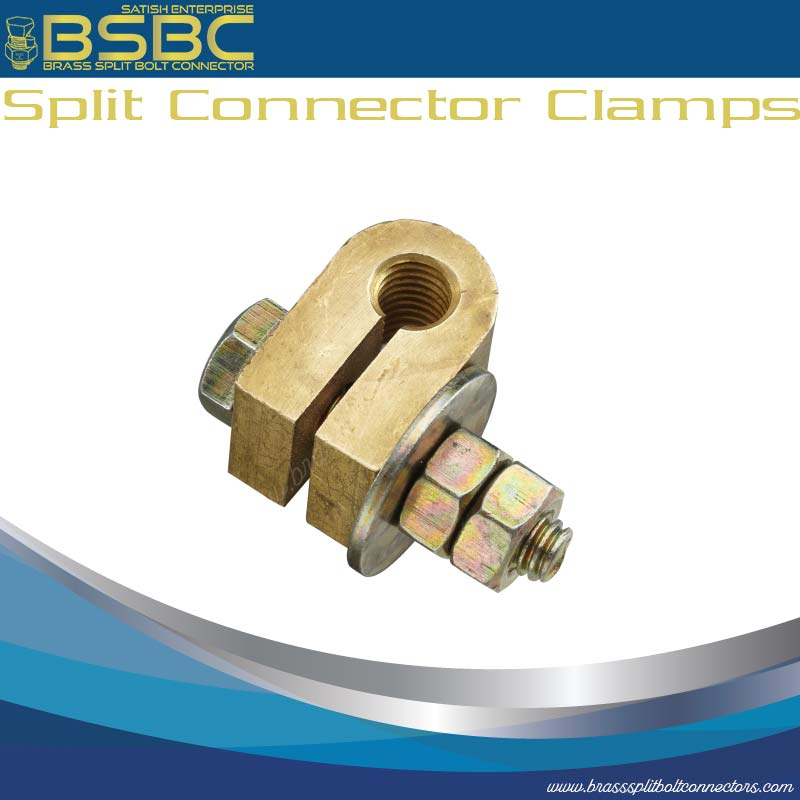 Split Connector Clamps
