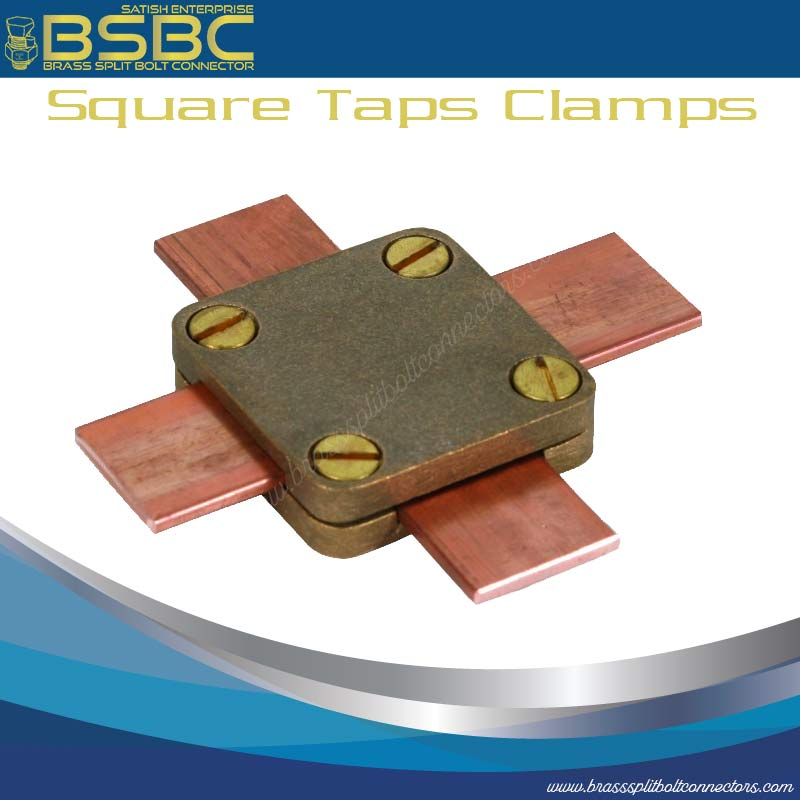 Square Taps Clamps