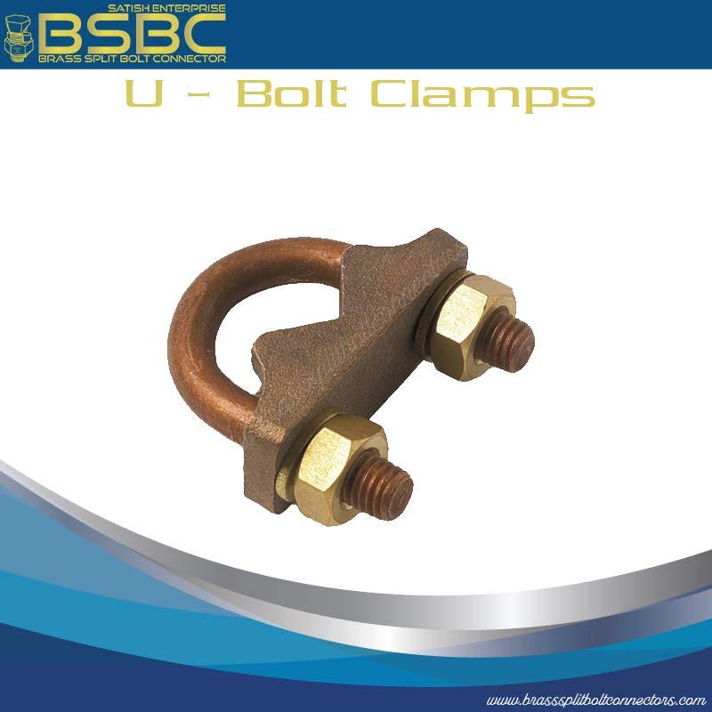 U - Bolt Clamps