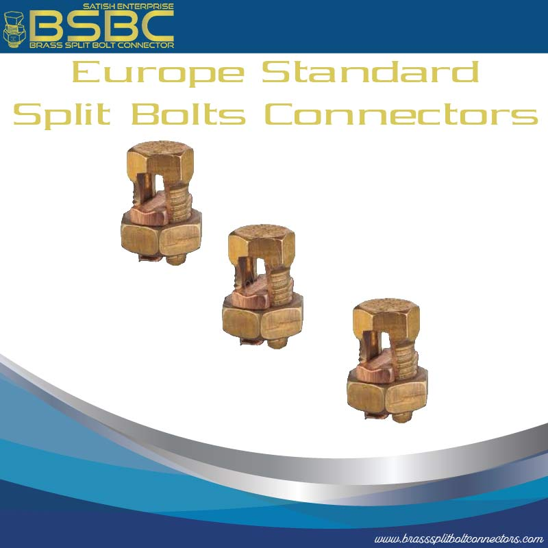 Europe & Middle East Standard Split Bolts Connectors